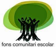 Logo Fons Comunitari Escolar