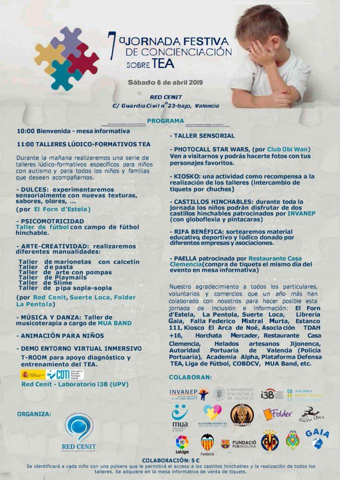 Cartel-Jornada-Lúdica-TEA-2019-V2